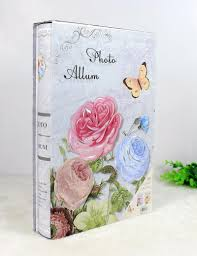 high capacity photo album new 6inch high capacity interleaf type handmade photo album