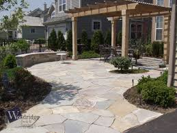 Stone Patio Images by Patios By Woodridge