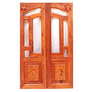 Chokhat Design Teak Wood Doors In Bengaluru Karnataka Manufacturers