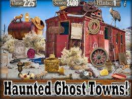 hidden objects ghost town haunted halloween object android apps