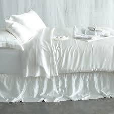 White Silk Bedding Sets Silk Sheet Sets Simply The Best 100 Mulberry Silk Sheet Sets