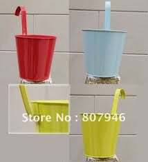 Wall Plant Holders Plant Stand Decorative Plants Round Flower Pots Wall Metal