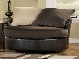 extra large round swivel chair