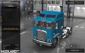 volvo vnl 780 blue truck farming simulator 2017 2015 15 17 kenworth k200 v14 0 1 6 mod for american truck simulator ats