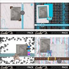 8x11 photo album digital scrapbooking kits kit cat 8x11 album carolnb animals