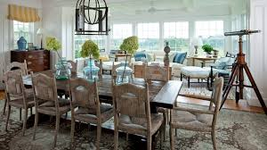 coastal dining room table 15 beach themed dining room ideas home design lover