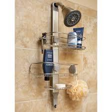 best shower caddy rust proof showers decoration bathroom design corner stainless steel shower caddy with triple stainless steel shower caddy with triple racks plus single faucet shower for bathroom
