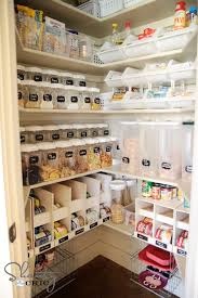 Kitchen Pantry Idea Kitchen Pantry Organization Home Design Ideas And Pictures