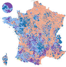 Nantes France Map by How The Election Split France The New York Times