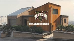 gta 5 new stilt apartments new interior youtube