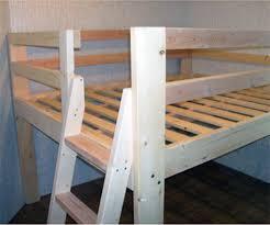 Building A Loft Bed Frame Reader Showcase Diy Sized Low Loft Bed The Design