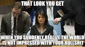 Bullshit Meme - that look you get when you suddenly realize the world is not