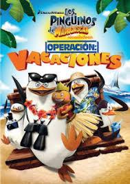 Los Pingüinos de Madagascar: Operación Vacaciones (2012)