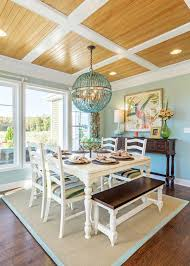 coastal dining room table inspirations on the horizon beachy coastal dining rooms