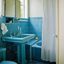 Blue Bathroom Fixtures This Is Great For Those Dressingtable Mirrors Deco