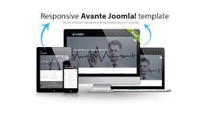 joomla 3 templates free lt avante onepage free responsive one page joomla business template
