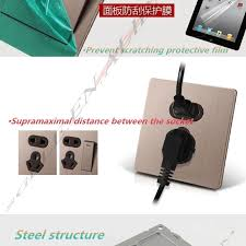modern electric switch wall switch socket with ce hotel energy