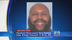 facebook murder u0027 suspect kills himself in erie pa cbs philly