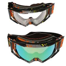 tear off goggles motocross compare prices on clear motorcycle glasses online shopping buy