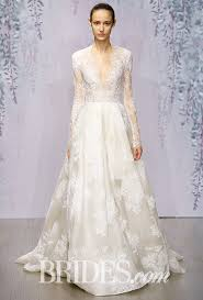 lhuillier wedding gowns lhuillier fall 2016 lhuillier chantilly lace
