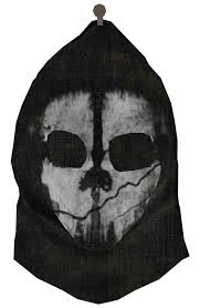 ghost half mask image ghosts mask model coodg png call of duty wiki fandom