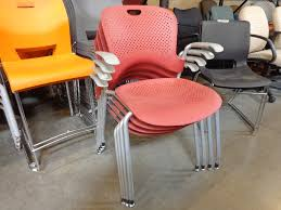 Used Herman Miller Office Furniture by Used Herman Miller Caper Stack Chair Arizona Office Furniture