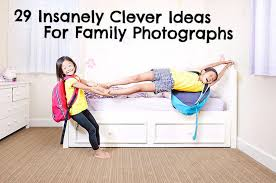 22 insanely cool ideas for family photos 235991