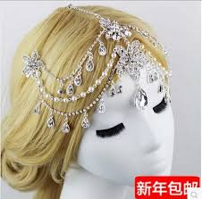 hair accessories online india fashion india headdress frontlet hair accessories de cabelo