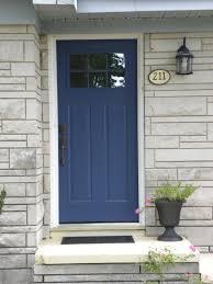 Exterior Back Door Benjamin Newburyport Blue Search Back Door Diy