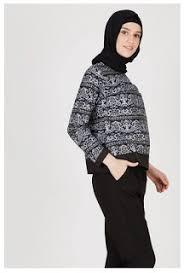 model baju muslim modern model baju muslim terbaru 2017 fashionmuslim99
