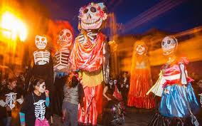 how san miguel de allende celebrates day of the dead travel leisure