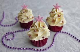 lydia bakes mini christmas tree cupcakes