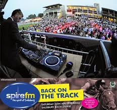 Spire Fm Whats On In Evening Racing Spire Fm Back On The Track Saturday 26th May