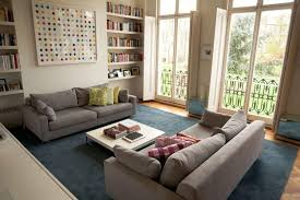 living rooms with two sofas simple ideas for small living room with two couches and square