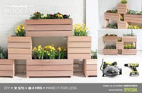 home depot garden containers homemade modern ep60 stackable