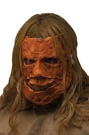 Halloween Michael Myers Mask by Michael Myers Asylum Escape Pumpkin Mask Purecostumes Com