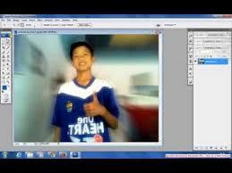 membuat latar belakang foto blur dengan photoshop cara efek blur di photoshop dengan mudah dan cepat youtube