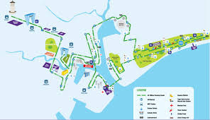 Running Map Route by Race Review Standard Chartered Marathon Singapore 2016 Fm By