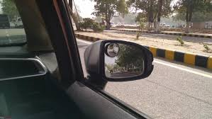 Blind Spot Mirror Reviews Honda Jazz Official Review Page 140 Team Bhp