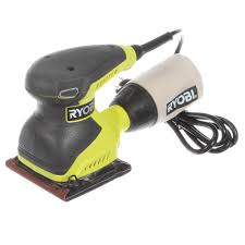 Wood Floor Sander Rental Home Depot by Ryobi 2 Amp 1 4 Sheet Sander S652dgk The Home Depot