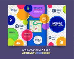 tri fold brochure ai template trifold brochure template free vector in adobe illustrator ai