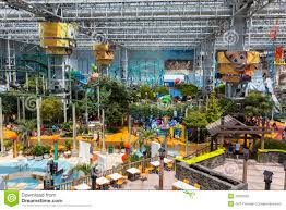 Map Of Mall Of America by The Amusement Park At Mall Of America In Bloomington Mn On July