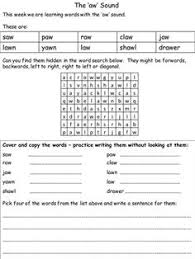 phonics phase 5 homework or lesson worksheets resources tes