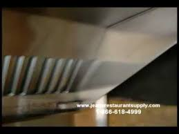 food trailer exhaust fans vent hood concession trailer jean s restaurant supply youtube