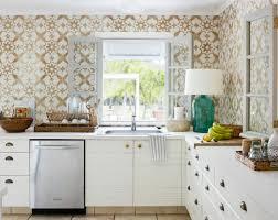 French Blue And White Ceramic Tile Backsplash Ceiling Height Backsplash Design Ideas