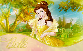 princess belle desktop background hd 1920x1080 deskbg
