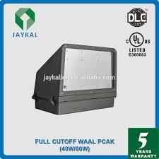 rab led wall pack rab led 4 foot 40 watt recessed linear slot