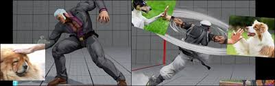 T Dog Memes - demondan14 is dominating the fighting game community dog meme