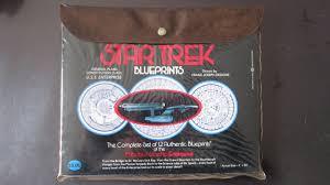 Uss Enterprise Floor Plan by Star Trek Blueprints The Complete Set Of 12 Authentic Blueprints