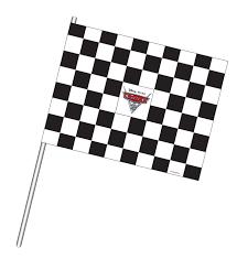Mva Flags 4 Zielflaggen Cars 2 Amazon De Küche U0026 Haushalt